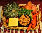 Carrot Cheese n Parsley