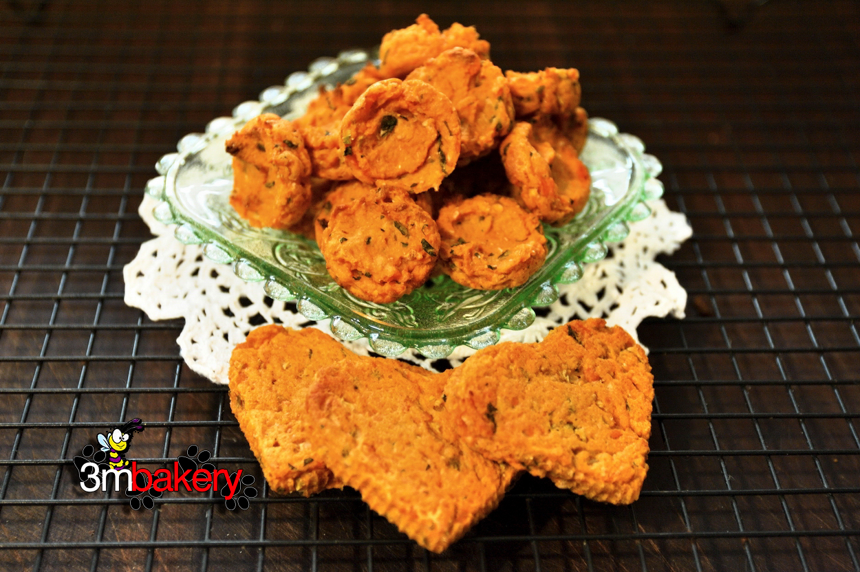 Today's Dog Treat Recipe | welcome to our 3mbakery